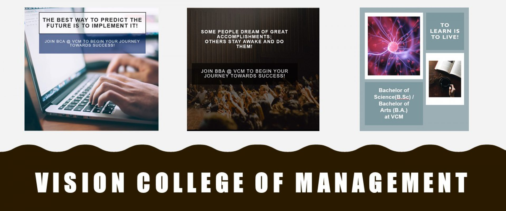 Vision College of Mangmt.